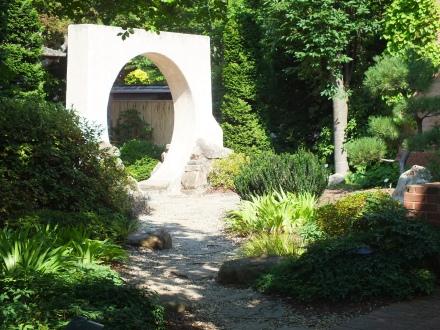 lantern | U.S. Japanese Gardens