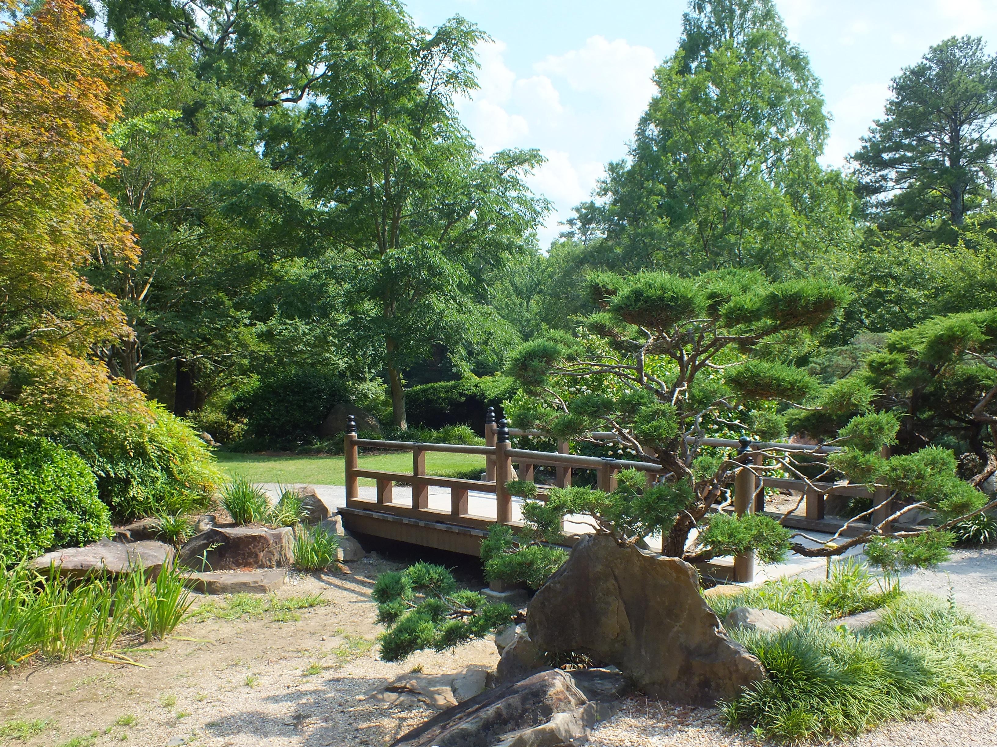 Birmingham Botanical Garden | U.S. Japanese Gardens