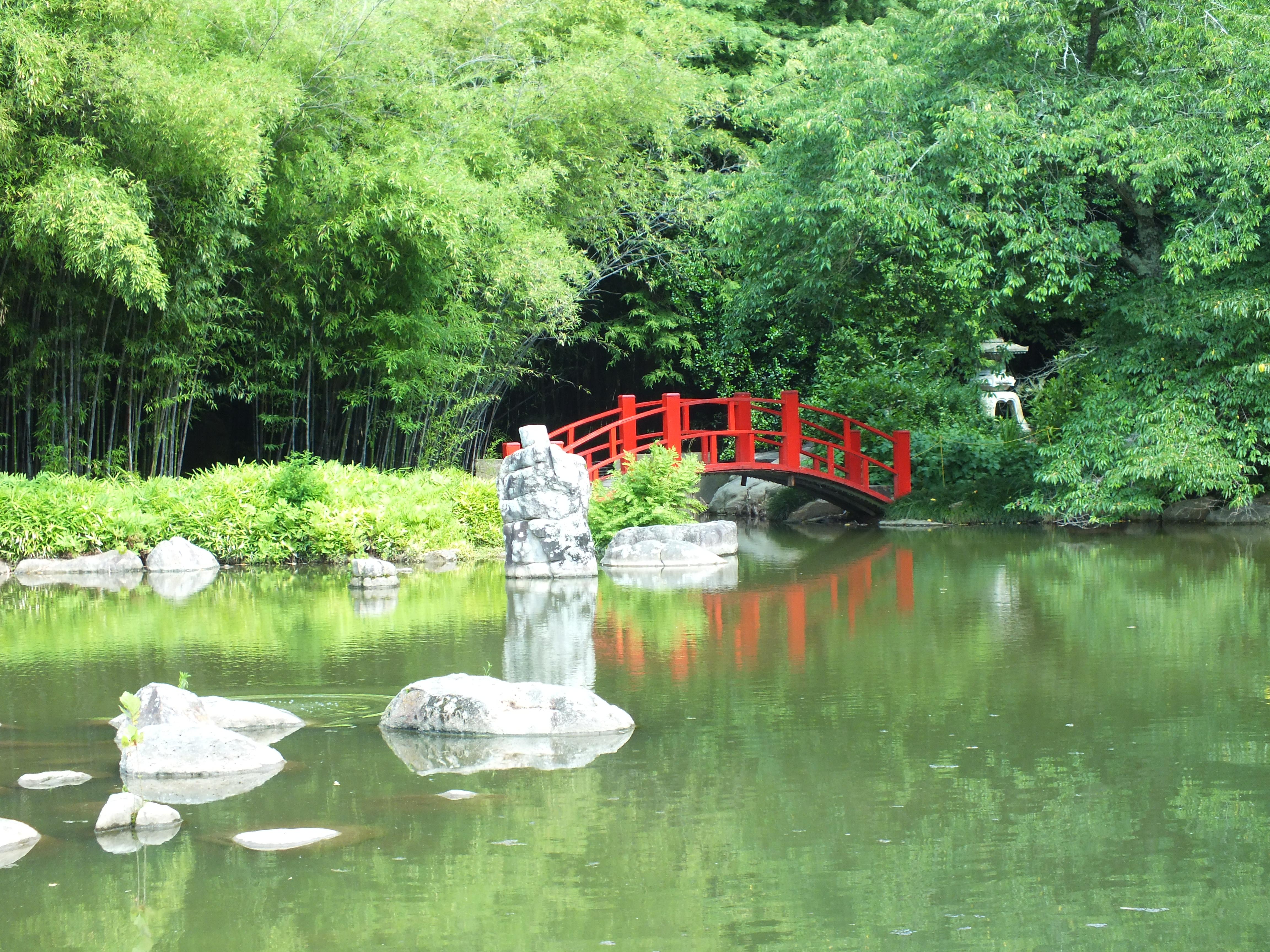 Birmingham botanical garden u s japanese gardens for Japanese botanical garden
