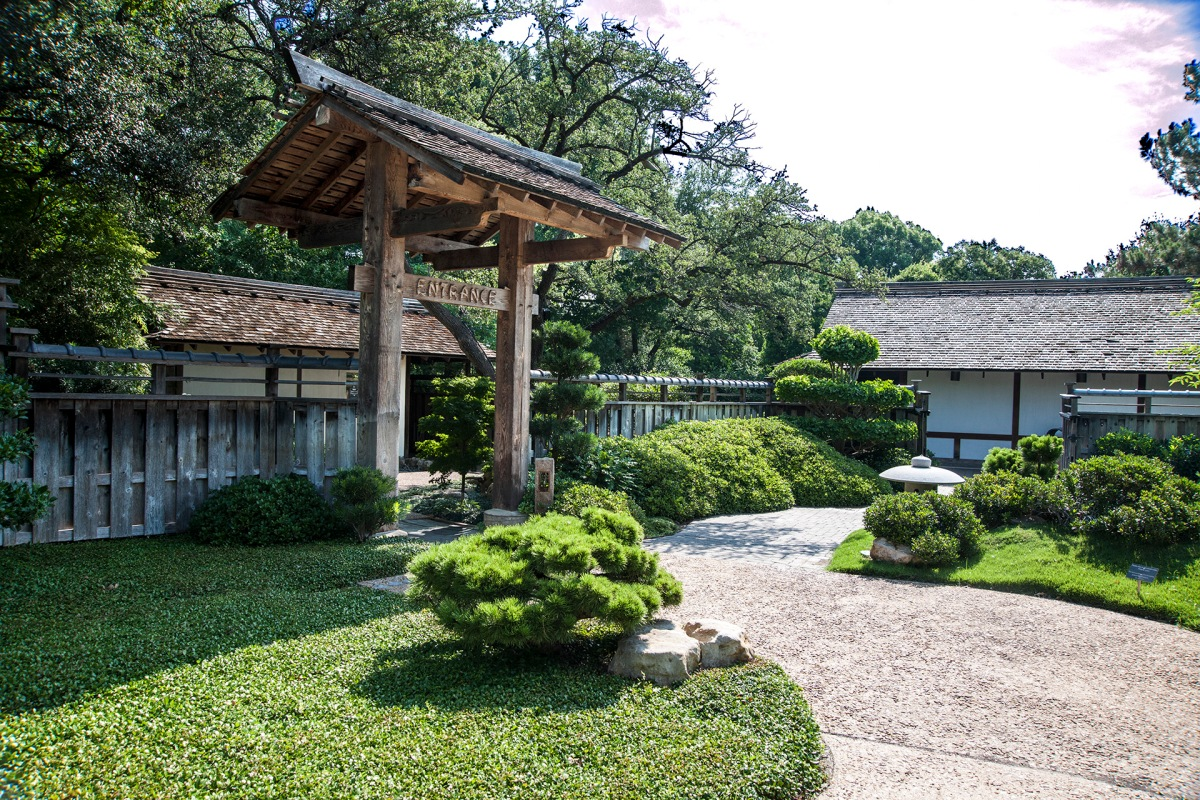Fort Worth Garden Should Be Seen Every Season U S Japanese Gardens