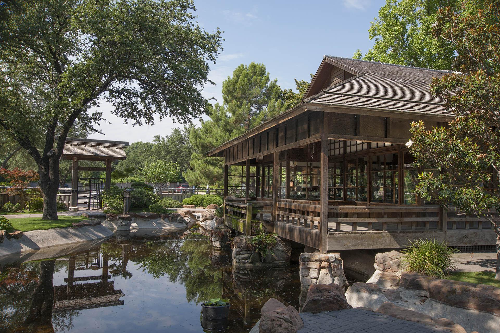 Fort Worth garden should be seen every season | U.S. Japanese Gardens