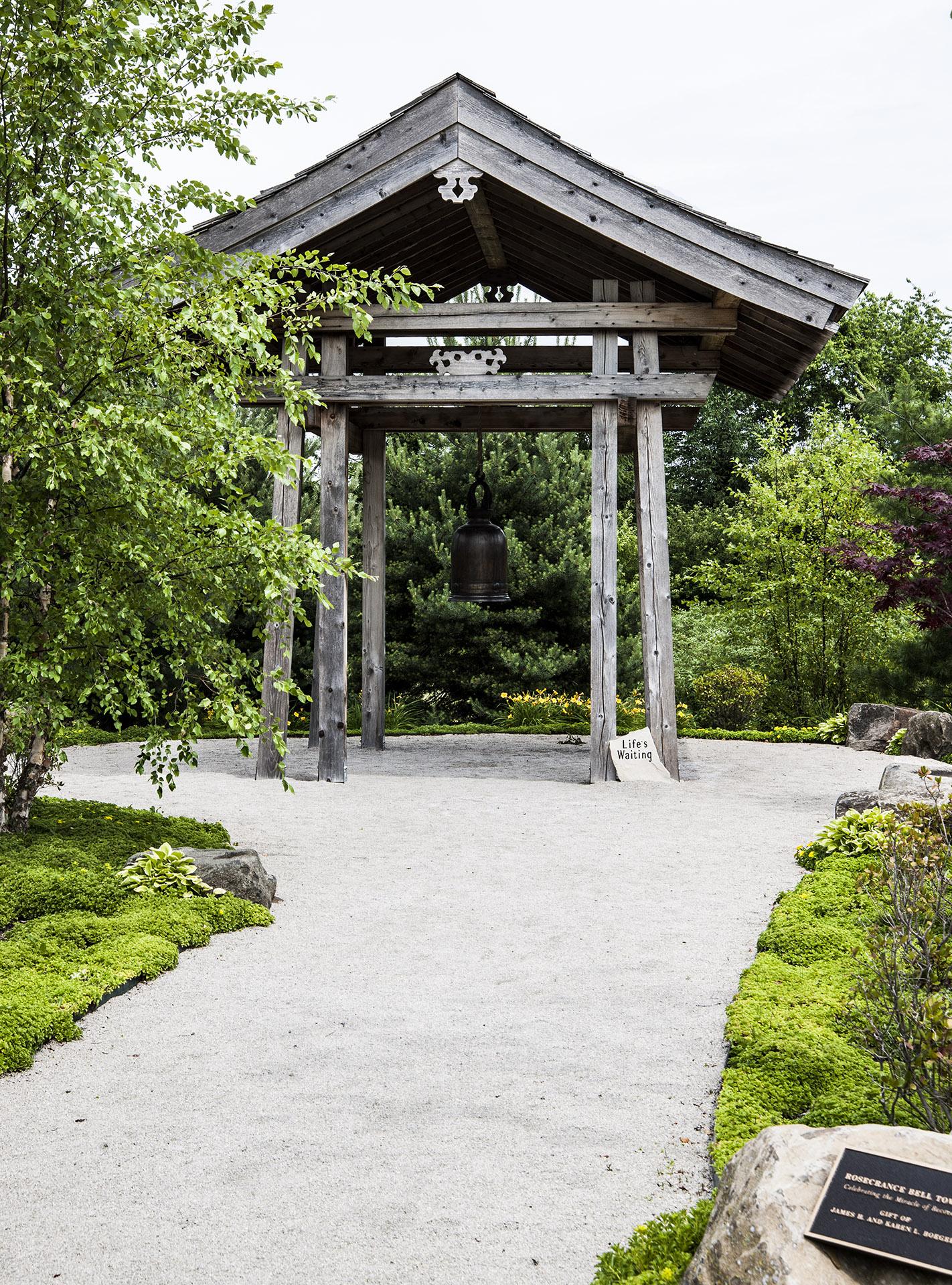 Serenity Garden offers a healing environment | U.S. Japanese Gardens