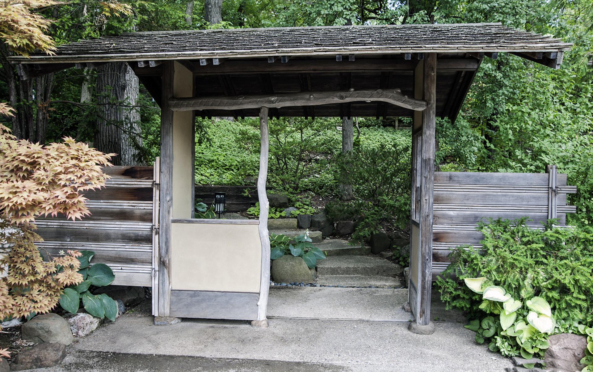 Japanese Garden Structures Hoichi Kurisu Us Japanese Gardens