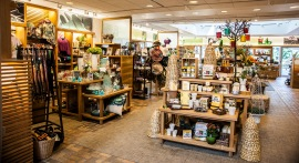 gift shop at Chicago Botanic Garden