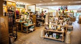 gift shop at Chicago Botanic Garden