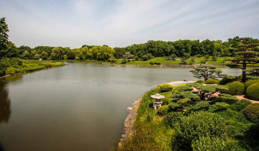 Chicago Botanic Garden in Glencoe: where East meets Midwest (6/6)