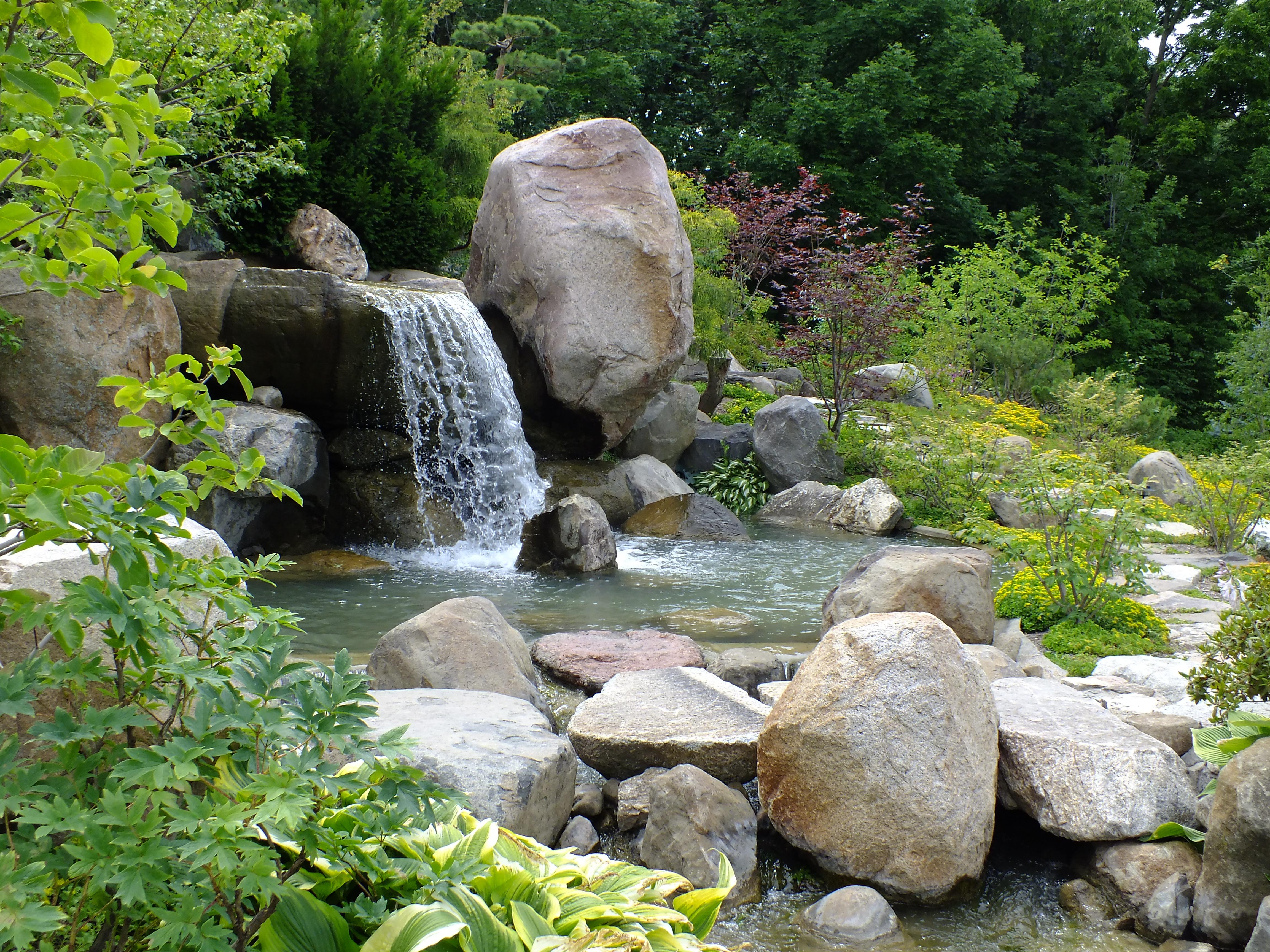 Serenity Garden Offers A Healing Environment