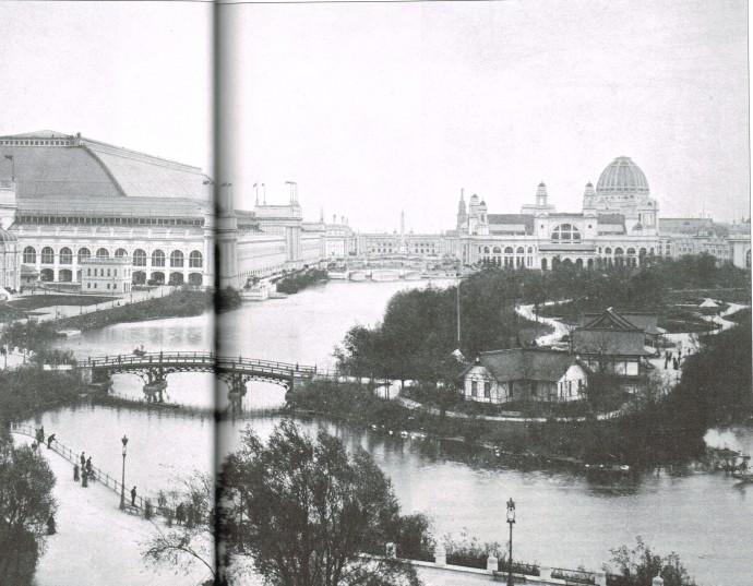 Wooded Island 1893
