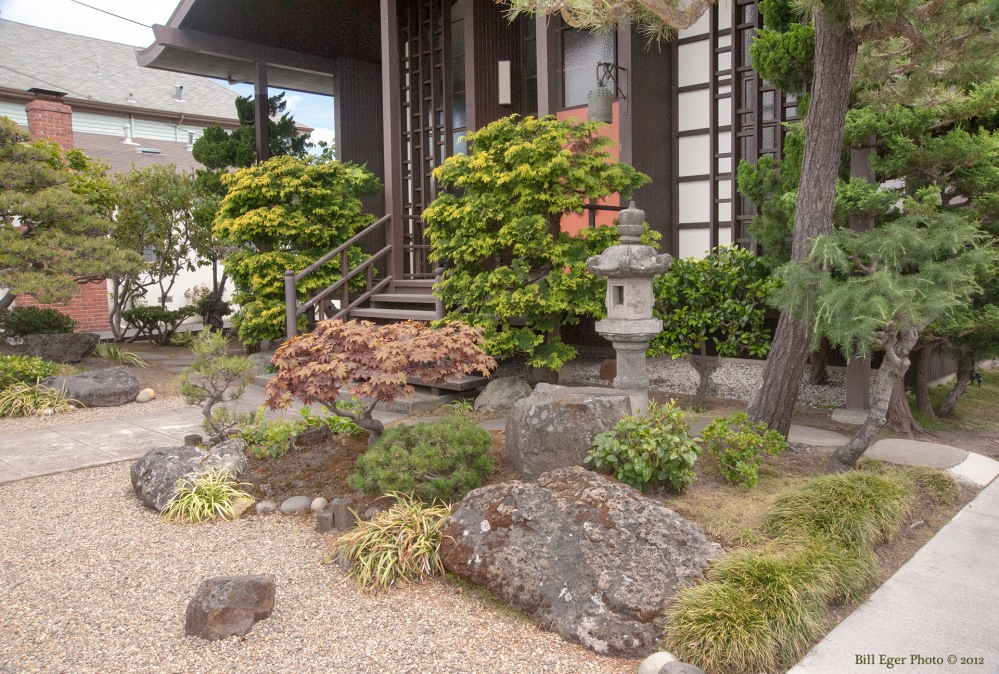 Berkeley Higashi Honganji Buddhist Temple garden evolved (4/6)