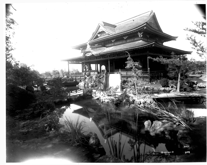 Balboa Park U S Japanese Gardens