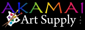 Akamai Art Supply gift certificates are a highly prized award.